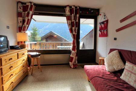 Rent in ski resort Studio sleeping corner 4 people (B003CL) - Les Hauts de Planchamp - Bruyères - Champagny-en-Vanoise