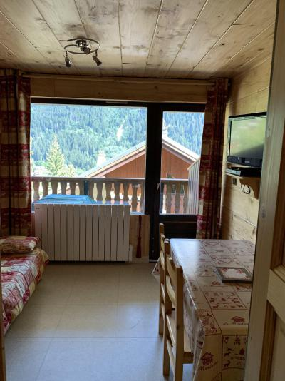 Rent in ski resort Studio sleeping corner 3 people (B034CL) - Les Hauts de Planchamp - Bruyères - Champagny-en-Vanoise