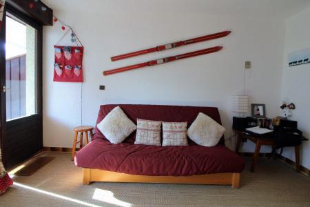 Rent in ski resort Studio sleeping corner 4 people (B003CL) - Les Hauts de Planchamp - Bruyères - Champagny-en-Vanoise - Bed-settee