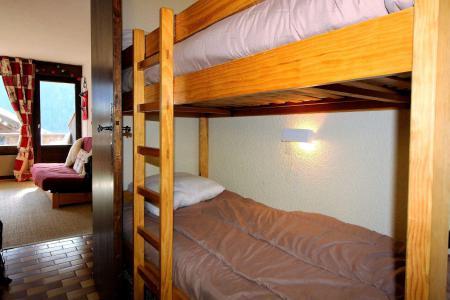 Rent in ski resort Studio sleeping corner 4 people (B003CL) - Les Hauts de Planchamp - Bruyères - Champagny-en-Vanoise - Bunk beds