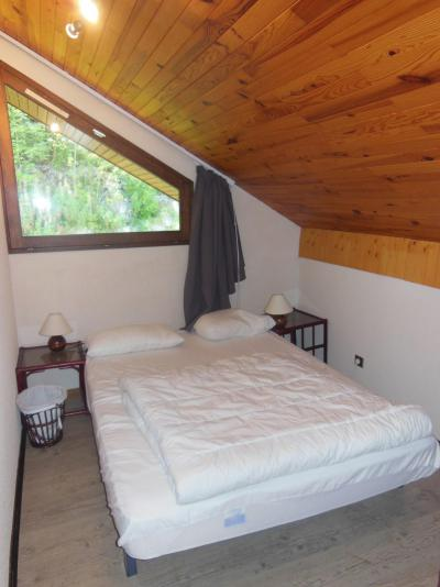 Rent in ski resort 3 room duplex apartment 6 people (D023CL) - Les Hauts de Planchamp - Campanule - Champagny-en-Vanoise - Double bed
