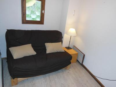 Rent in ski resort 3 room duplex apartment 6 people (D023CL) - Les Hauts de Planchamp - Campanule - Champagny-en-Vanoise - Sofa bed