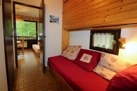 Rent in ski resort Studio sleeping corner 3 people (C006CL) - Les Hauts de Planchamp - Campanule - Champagny-en-Vanoise