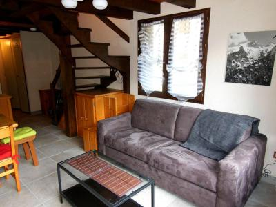 Rent in ski resort 3 room duplex apartment 6 people (C09BCL) - Les Hauts de Planchamp - Campanule - Champagny-en-Vanoise