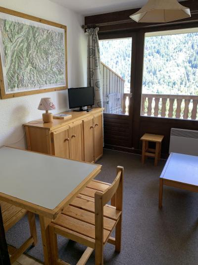 Rent in ski resort Studio sleeping corner 3 people (C008CL) - Les Hauts de Planchamp - Campanule - Champagny-en-Vanoise