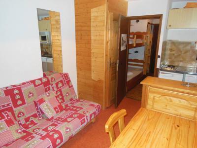 Rent in ski resort Studio sleeping corner 4 people (D12BCL) - Les Hauts de Planchamp - Dryades - Champagny-en-Vanoise
