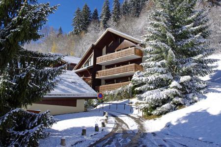 Rent in ski resort Les Hauts de Planchamp - Dryades - Champagny-en-Vanoise