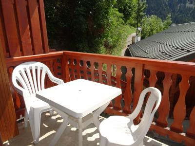 Rent in ski resort 2 room apartment cabin 4 people (9) - Résidence du Centre - Champagny-en-Vanoise
