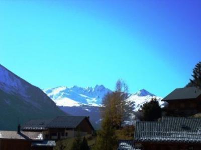 Location au ski Studio cabine 4 personnes (2) - Residence Du Centre - Champagny-en-Vanoise - Extérieur hiver