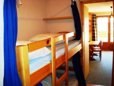 Location au ski Studio cabine 4 personnes (2) - Residence Du Centre - Champagny-en-Vanoise - Coin nuit