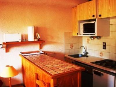 Location au ski Studio cabine 4 personnes (2) - Residence Du Centre - Champagny-en-Vanoise - Kitchenette