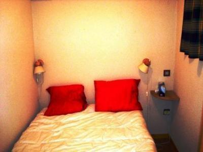 Location au ski Studio cabine 4 personnes (2) - Residence Du Centre - Champagny-en-Vanoise - Petite chambre