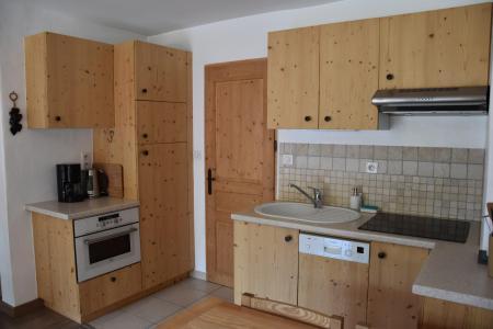 Rent in ski resort 3 room apartment 6 people (BRUYERE) - Résidence Flor'Alpes - Champagny-en-Vanoise - Kitchenette