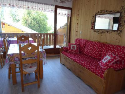 Rent in ski resort 3 room duplex apartment 4 people (CHARDON) - Résidence Flor'Alpes - Champagny-en-Vanoise - Apartment
