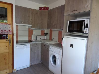 Rent in ski resort 3 room duplex apartment 4 people (CHARDON) - Résidence Flor'Alpes - Champagny-en-Vanoise - Kitchenette