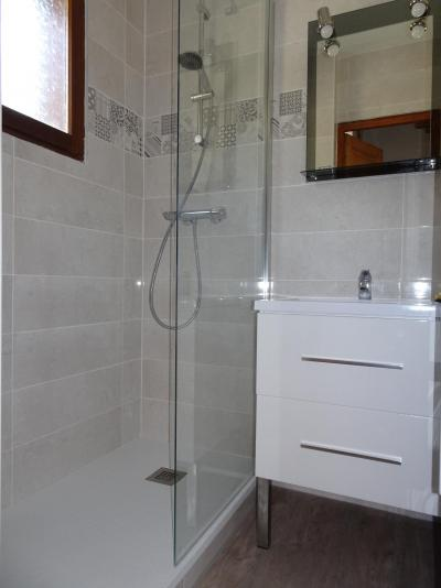 Rent in ski resort 3 room duplex apartment 4 people (CHARDON) - Résidence Flor'Alpes - Champagny-en-Vanoise - Shower