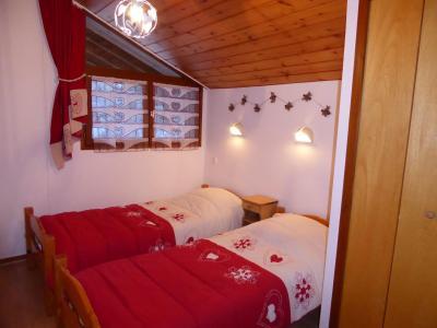 Rent in ski resort 3 room duplex apartment 4 people (CHARDON) - Résidence Flor'Alpes - Champagny-en-Vanoise - Single bed