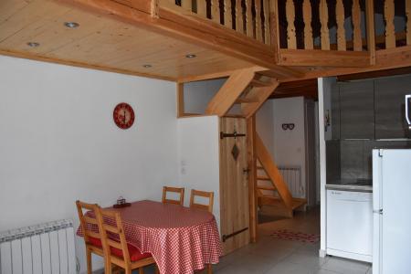 Rent in ski resort 2 room apartment 4 people (GENTIANE) - Résidence Flor'Alpes - Champagny-en-Vanoise