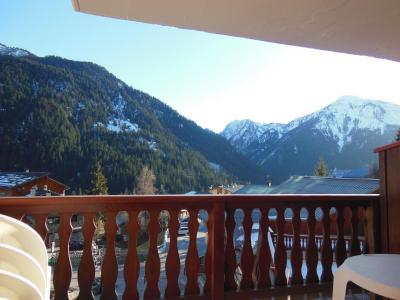 Location au ski Appartement 2 pièces 5 personnes (60) - Résidence le Centre - Champagny-en-Vanoise - Extérieur hiver