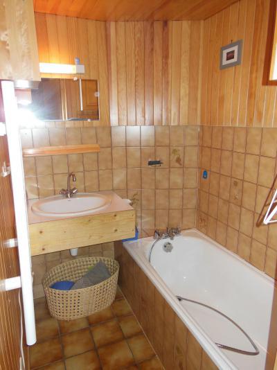 Location au ski Appartement 2 pièces 4 personnes (068) - Résidence le Centre - Champagny-en-Vanoise - Baignoire