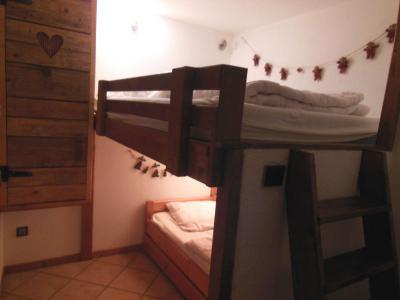 Location au ski Appartement 2 pièces 5 personnes (60) - Résidence le Centre - Champagny-en-Vanoise - Lits superposés