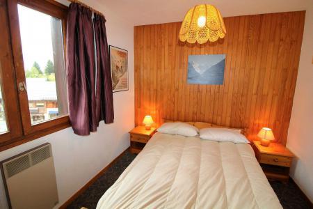 Location au ski Appartement 2 pièces cabine 6 personnes (034) - Résidence le Centre - Champagny-en-Vanoise - Lit double