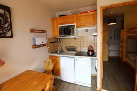 Location au ski Appartement 2 pièces coin montagne 4 personnes (035) - Résidence le Centre - Champagny-en-Vanoise - Kitchenette