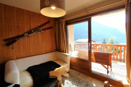 Location au ski Appartement 2 pièces coin montagne 4 personnes (035) - Résidence le Centre - Champagny-en-Vanoise - Séjour