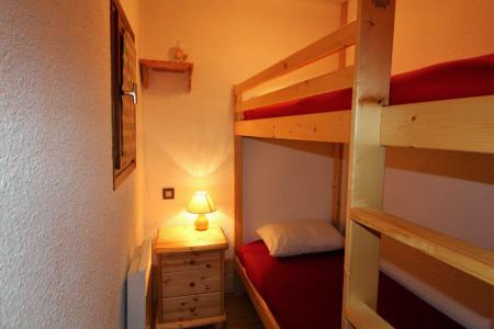 Location au ski Appartement 2 pièces coin montagne 5 personnes (004) - Résidence le Centre - Champagny-en-Vanoise - Lits superposés