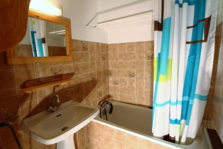 Location au ski Appartement 2 pièces coin montagne 5 personnes (005) - Résidence le Centre - Champagny-en-Vanoise - Baignoire