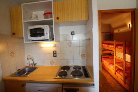 Location au ski Appartement 2 pièces coin montagne 5 personnes (005) - Résidence le Centre - Champagny-en-Vanoise - Kitchenette