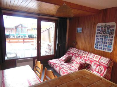 Location au ski Appartement 2 pièces coin montagne 5 personnes (006) - Résidence le Centre - Champagny-en-Vanoise - Séjour
