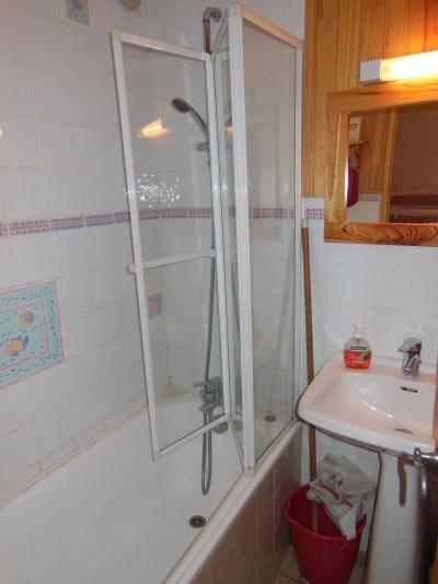 Location au ski Appartement 2 pièces coin montagne 5 personnes (056) - Résidence le Centre - Champagny-en-Vanoise - Baignoire