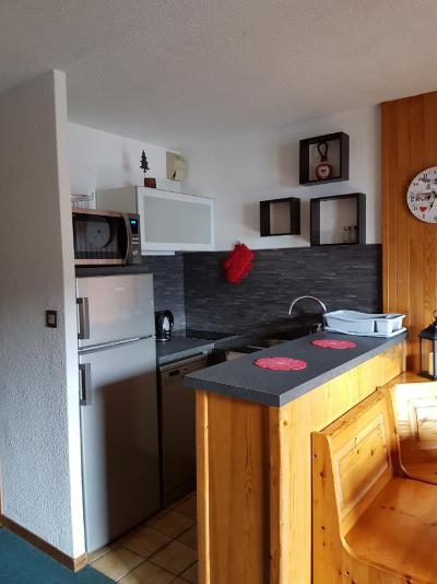Location au ski Appartement 3 pièces 6 personnes (052) - Résidence le Centre - Champagny-en-Vanoise - Kitchenette