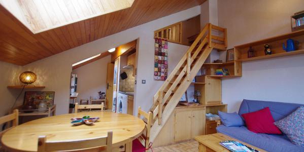 Location au ski Appartement 3 pièces mezzanines 6 personnes (CCET019) - Résidence le Centre - Champagny-en-Vanoise - Balcon