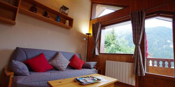 Location au ski Appartement 3 pièces mezzanines 6 personnes (CCET019) - Résidence le Centre - Champagny-en-Vanoise - Chambre