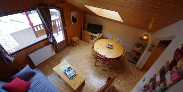 Location au ski Appartement 3 pièces mezzanines 6 personnes (CCET019) - Résidence le Centre - Champagny-en-Vanoise - Séjour