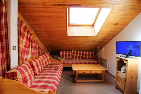 Location au ski Appartement 4 pièces 8 personnes (014) - Résidence le Centre - Champagny-en-Vanoise - Séjour