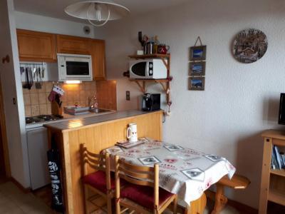 Location au ski Studio coin montagne 4 personnes (028) - Résidence le Centre - Champagny-en-Vanoise - Kitchenette