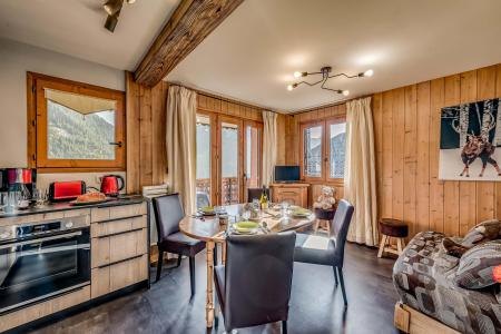 Location Champagny-en-Vanoise : Résidence le Chardonnet hiver