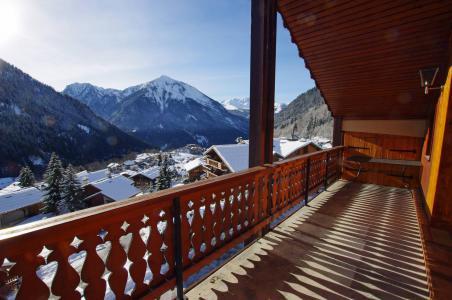 Location au ski Appartement 4 pièces 7 personnes (042P) - Résidence le Chardonnet - Champagny-en-Vanoise
