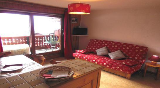 Location au ski Appartement 2 pièces 5 personnes (014CL) - Résidence le Chardonnet - Champagny-en-Vanoise - Canapé