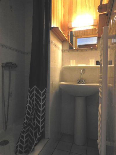 Location au ski Appartement 2 pièces 5 personnes (014CL) - Résidence le Chardonnet - Champagny-en-Vanoise - Lavabo