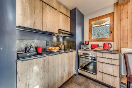 Location au ski Appartement 3 pièces 6 personnes (052CL) - Résidence le Chardonnet - Champagny-en-Vanoise - Kitchenette