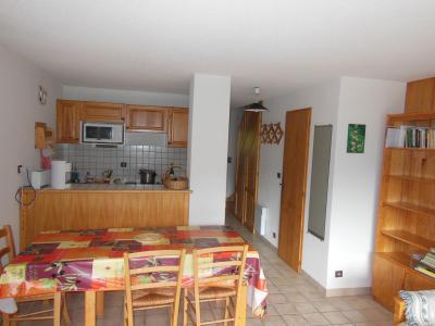 Location au ski Appartement 3 pièces cabine 6 personnes (033CL) - Résidence le Chardonnet - Champagny-en-Vanoise - Table