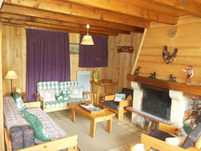 Location au ski Chalet 4 pièces 8 personnes (A012P) - Résidence le Hameau des Rochers - Champagny-en-Vanoise - Séjour