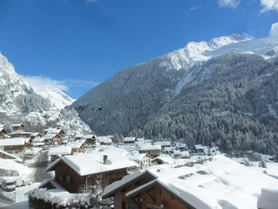 Location au ski Résidence le Roselin - Champagny-en-Vanoise - Extérieur hiver