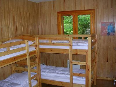 Location au ski Appartement 4 pièces 8 personnes (01BCL) - Résidence le Roselin - Champagny-en-Vanoise - Lits superposés