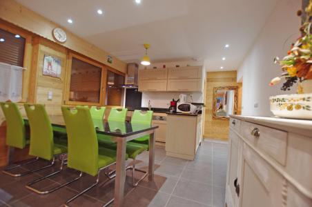 Rent in ski resort 3 room apartment 6 people (01CL) - Résidence le Seillon - Champagny-en-Vanoise - Apartment