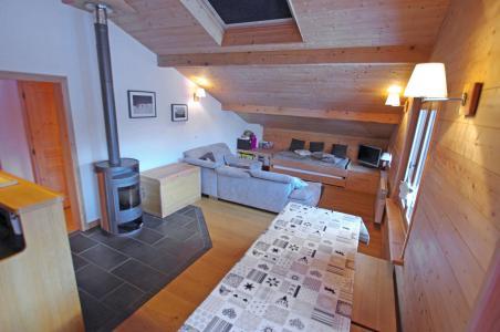 Rent in ski resort 4 room apartment 8 people (4P) - Résidence le Seillon - Champagny-en-Vanoise